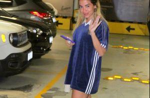 Marido de Anitta aprova look da cantora para dia de passeio: 'Mulher prática'