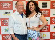 Renato Aragão completa 83 anos e a filha Lívian homenageia: 'Melhor do mundo'