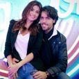 Paula Fernandes estava solteira desde outubro, quando terminou o namoro com Thiago Arancam