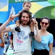 Tainá Müller leva o filho, Martin, ao circo pela 1ª vez: 'Emocionante'. Fotos!