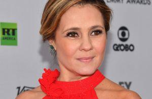 Vítima na TV, Adriana Esteves assume que já sofreu assédio: 'Infelizmente'
