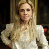 Adriana Esteves detalha nova vilã na TV: 'Carminha de volta, mas com outro nome'