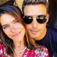 Cauã Reymond e Mariana Goldfarb se separaram após quase dois anos de namoro