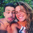 Cauã Reymond e Mariana Goldfarb estão separados!