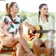 Maraisa e Maiara participaram do 'Bem Sertanejo' no ano passado