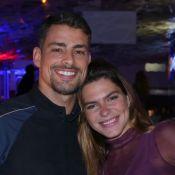Ciúmes teriam provocado fim do namoro de Cauã Reymond e Mariana Goldfarb