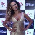 Valeria Valenssa fará uma participação como representação do sol no Camarote Arpoador