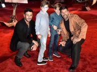 Ricky Martin explica aos filhos por que eles têm dois pais: 'Família moderna'