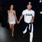 Neymar reage a declaração de Jô Amâncio para Emilly Araújo: 'Que tiro foi esse?'