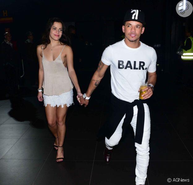 Neymar vibra com namoro de Emilly Araújo e o amigo Jô Amâncio