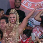 Viviane Araujo relata dificuldade em cabelo com trança nagô: 'Pesando um pouco'