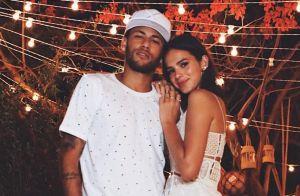 Neymar exibe tatuagem igual de Bruna Marquezine e declara: 'Saudades de nós'
