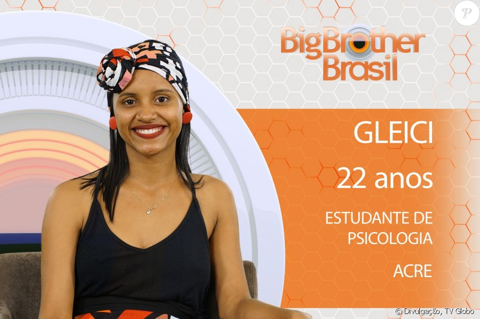 Gleici Damasceno foi a quinta participante anunciada do 'BBB18'