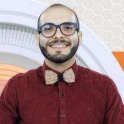 'BBB18': Mahmoud é sexólogo e morou na Síria. 'Sexo em cima do edredom', avisa