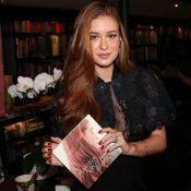 Marina Ruy Barbosa lança livro e cita aprendizado: 'Me conheci melhor lendo'