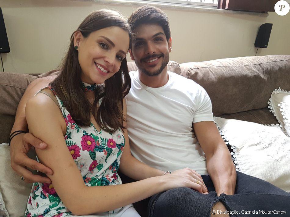 Lucas, do 'BBB18', e Ana Lúcia estão noivos. Os dois estão juntos há 5 anos