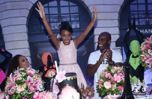 Rafael Zulu comemora 11 anos da filha, Luiza: 'Mais feliz que ela'. Veja fotos!