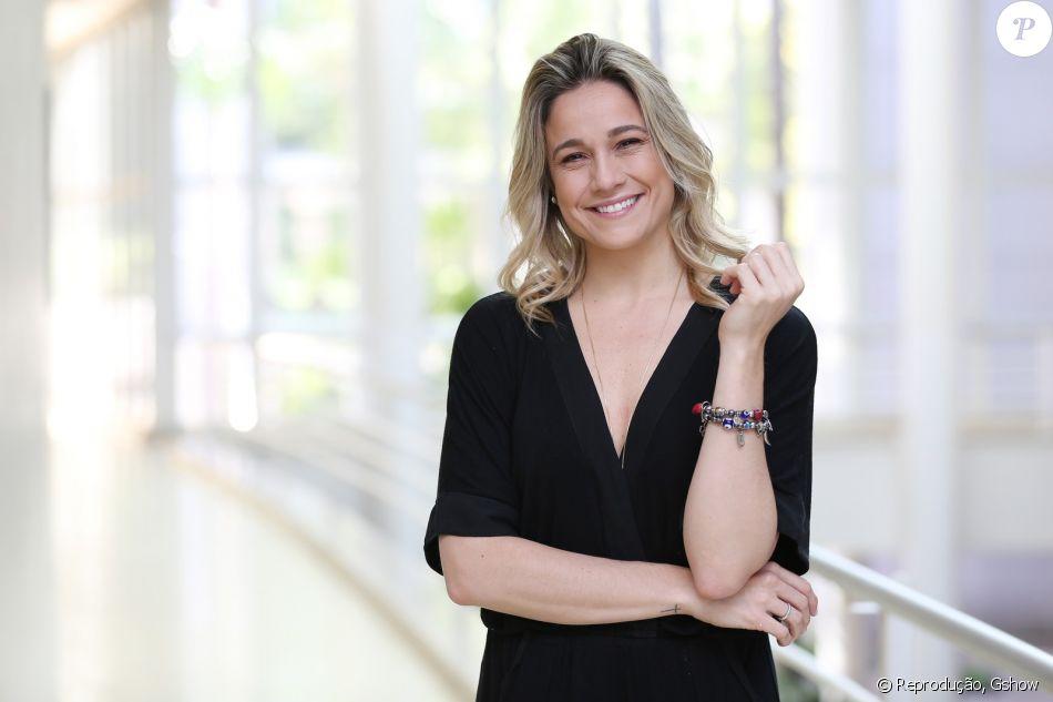 Fernanda Gentil admitiu que pode trocar de editoria para ter seu próprio espaço na TV: 'Gosto de me sentir desafiada'