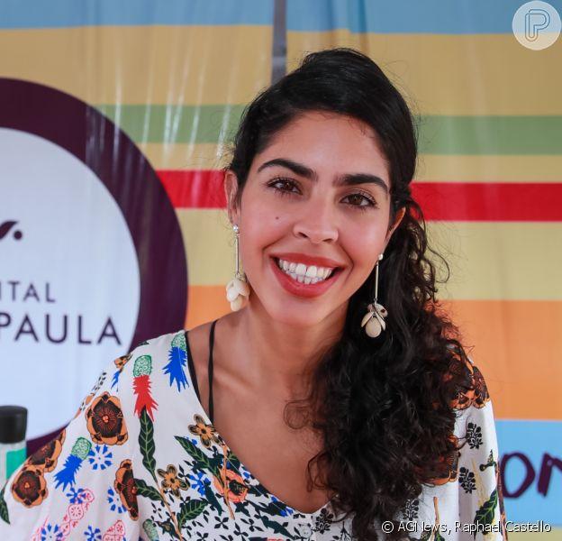 Em entrevista com o Purepeople, Bela Gil dá dicas de como manter a dieta no carnaval e fala sobre planos para o futuro