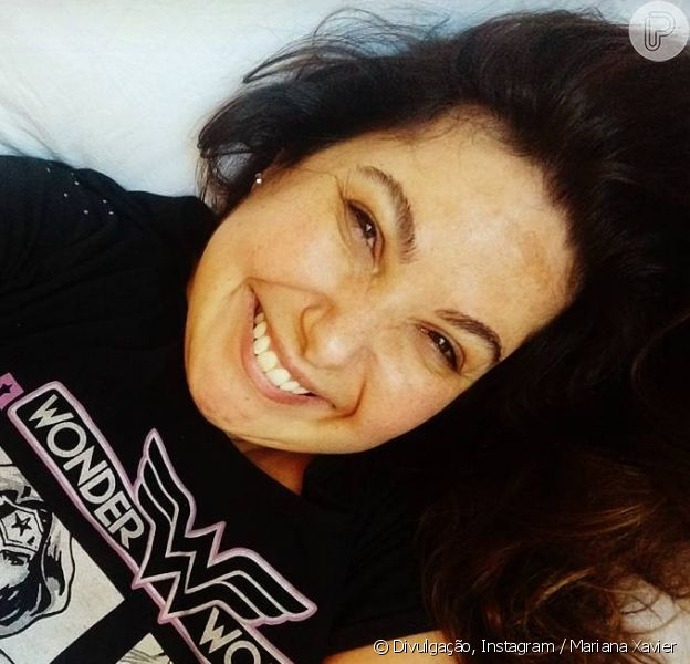Sem maquiagem, Mariana Xavier falou sobre seu melasma durante vídeo publicado em seu canal no Youtube: 'É uma mancha normalmente causada por hormônio e, no meu caso, acho que foi por anticoncepcional'