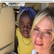 Giovanna Ewbank zoa Marquezine ao ganhar voo de marido: 'Não tem aviãozinho'