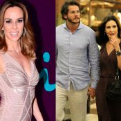 Ana Furtado chama Fátima Bernardes por apelido dado por seu namorado: 'Papangua'