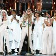 Kesha agitou o Grammy 2018 ao cantar 'Prayin', música co-escrita por ela para falar de superação após alegar o abuso sexual que teria sofrido nas mãos do produtor Dr. Luke