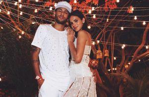 Neymar comenta cenas quentes de Bruna Marquezine em novela: 'Está complicado'
