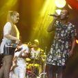 Thiaguinho agitou público de Salvador em show com Maiara e Maraisa