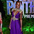 Em 'Pantera Negra', Lupita Nyong'o interpreta a vilã Nakia
