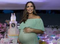 Grávida de gêmeas, Ivete Sangalo mostra foto de berços conectados: 'Sustentável'