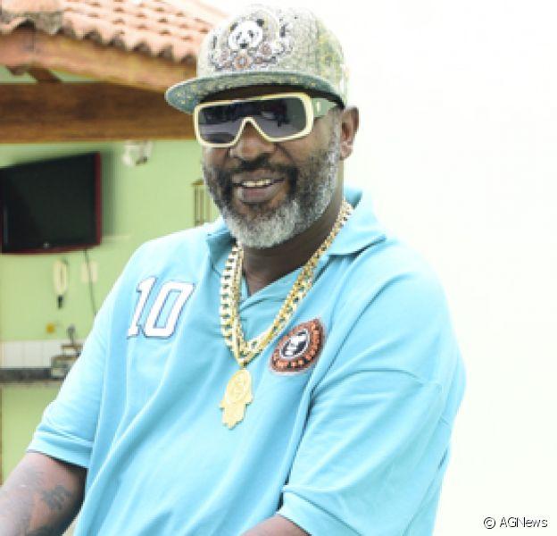 Com câncer no estômago, Mr. Catra vai passar por nova cirurgia após o carnaval, diz a coluna 'Retratos da Vida', do jornal 'Extra', nesta quarta-feira, 31 de janeiro de 2018