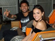 Bruna Marquezine faz selfie durante tratamento facial e Neymar ironiza: 'Linda'