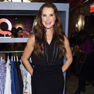 Brooke Shields. Foto do site da Pure People que mostra Estilista aos 52, Brooke Shields mistura estilos no closet: 'O menos previsível'