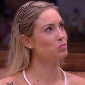 'BBB18': Jéssica tem DR com Lucas e faz revelação à Jaqueline. 'Eu namoro'