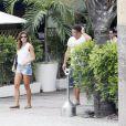 Desde então, Ronaldo e Paula Morais sempre são flagrados juntos, como quando trocaram carinhos na praia do Leblon, na zona sul do Rio