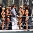Leonardo DiCaprio ficará hospedado em iate ancorado no Rio de Janeiro