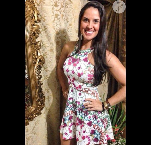 Graciele Lacerda garante que Zezé Di Camargo não traiu Zilu, em 11 de junho de 2014