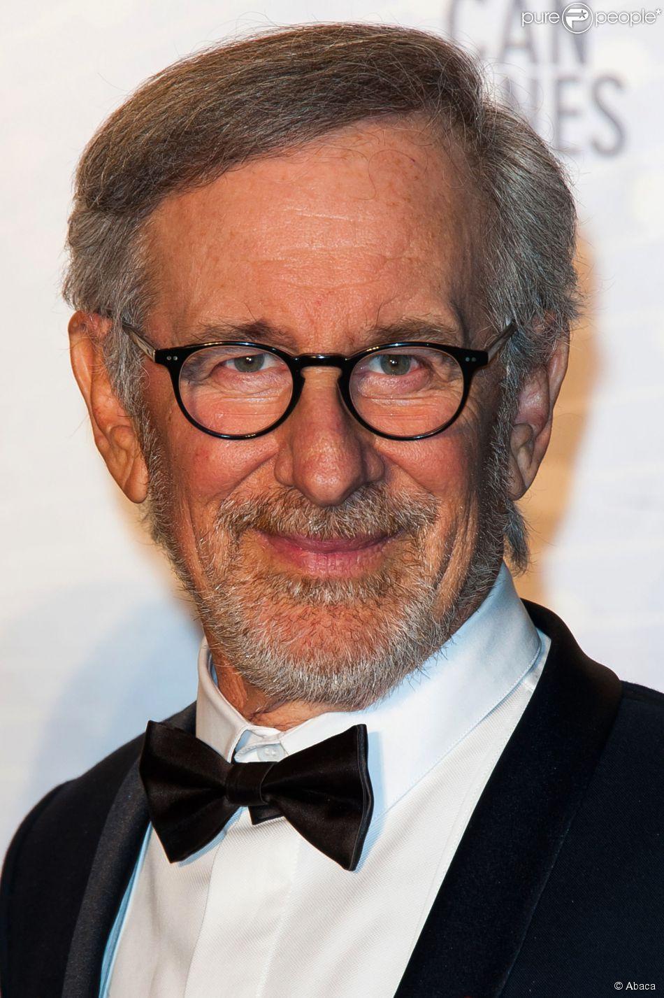 Steven Spielberg também veio ao Brasil para a Copa do Mundo
