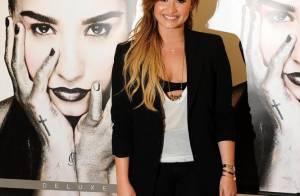 Demi Lovato relembra a morte de seu pai: 'Poderia ter abraçado a última vez'