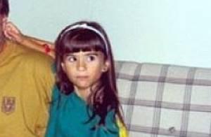 Tatá Werneck posta foto de quando era criança com bandeira do Brasil