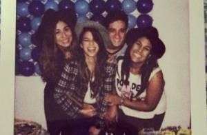 Bruna Marquezine faz festa supresa para a filha de Bebeto após vitória do Brasil