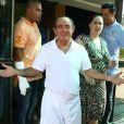Renato Aragão foi internado em março após sofrer um infarto
