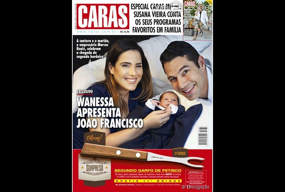 Wanessa doa para Unicef cachê de R$ 50 mil recebido por posar para revista 'Caras'