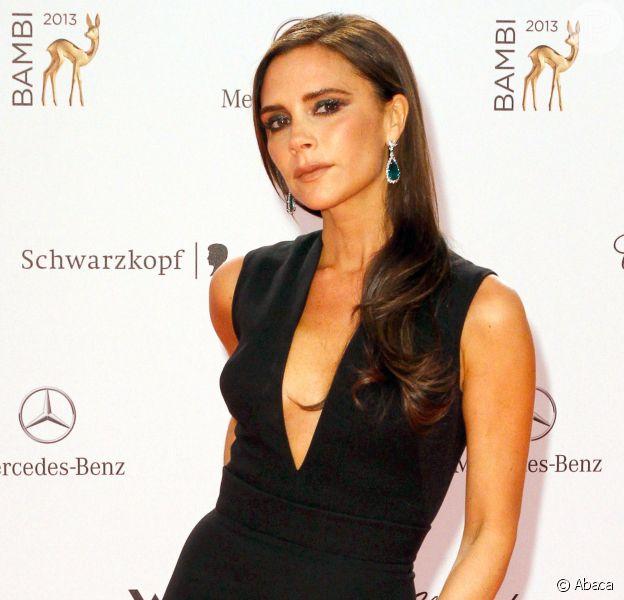 Victoria Beckham elogou o marido, David Beckham, em entrevista à revista 'Vogue'britânica