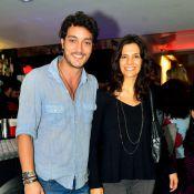Helena Ranaldi é clicada pela primeira vez ao lado do namorado, Allan Souza
