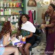 Xana Summer será a dona do salão de beleza onde irá trabalhar Naná (Viviane Araújo)