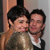 Sophie Charlotte sobre cenas com Daniel de Oliveira em 'O Rebu': 'Mais fácil'