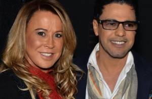 Após separação, Zilu e Zezé Di Camargo seguem sócios: 'Não foi definida pensão'