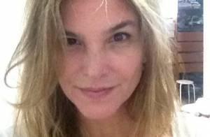 Cristiana Oliveira chega ao 'máximo da loirice' e posta foto no Instagram